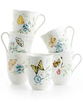 """Lenox """"Butterfly Meadow"""" Mug"""