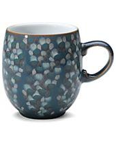 Denby Dinnerware, Azure Patterned Large Mug