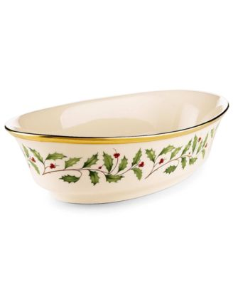 Holiday Vegetable Bowl