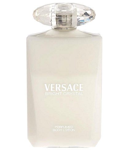Versace Bright Crystal Perfumed Body Lotion, 6.7 oz