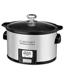 Cuisinart PSC-350 Slow Cooker, 3.5-Qt. Programmable