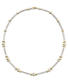 set bn necklaces solid diamond fine pendant solitaire gold bezel round pendants b yellow s ebay necklace chain