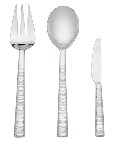 Dansk Tronada 3-Piece Serving Set