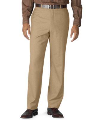 Flat Front Khaki Pants 72bbq6O8