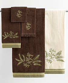 Avanti Greenwood Cotton Hand Towel