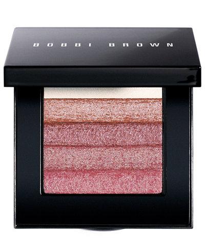 Bobbi Brown Rose Shimmer Brick Compact