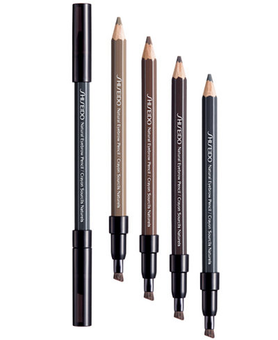 Shiseido Natural Eyebrow Pencil, 0.3 oz.