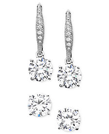 Danori Earrings Set, Cubic Zirconia (1-1/4 ct. t.w.)