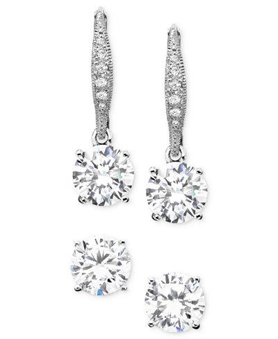 Danori Earrings Set, Cubic Zirconia (1-1/4 ct. t.w.)