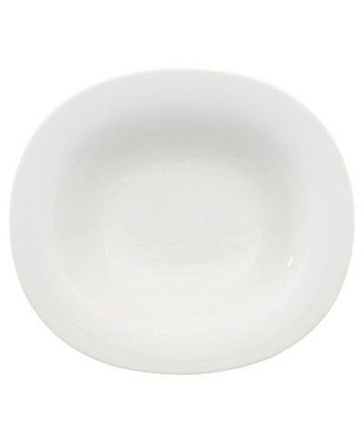 Villeroy & Boch Dinnerware, New Cottage Oblong Rim Soup Bowl