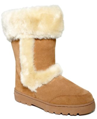 Image of Style & Co Witty Cold Weather Boots, Created for Macy's