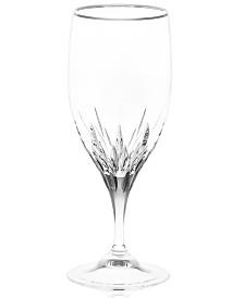Vera Wang Wedgwood Duchesse Platinum Iced Beverage Glass