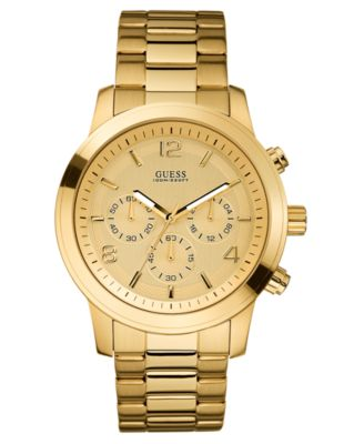 titan gold watches for men best watchess 2017 guess watch men s chronograph gold tone stainless steel 45mm