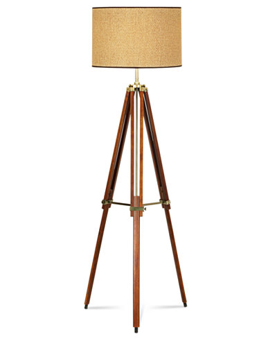 Pacific Coast Tripod Floor Lamp - Lighting & Lamps - For The Home ...