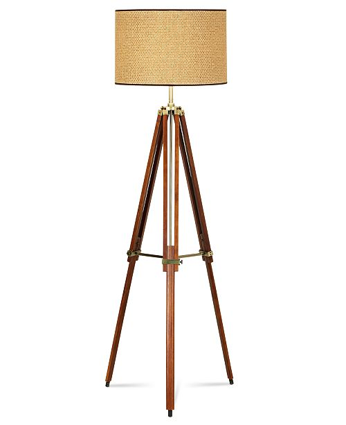 Pacific Coast Tripod Floor Lamp - Lighting & Lamps - Home - Macy\'s