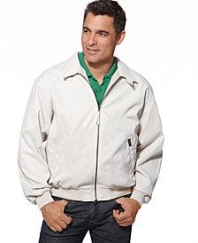 Weatherproof Jacket, Microfiber Bomber Jacket
