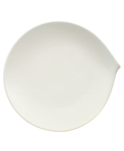 Villeroy & Boch Dinnerware, Flow Salad Plate