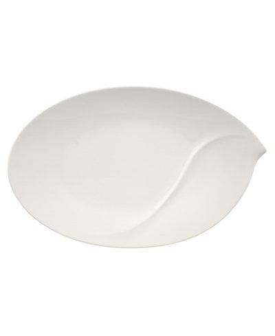 Villeroy & Boch Dinnerware, Flow Large Oval Platter