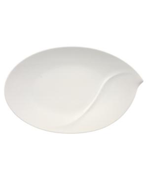 Villeroy  Boch Dinnerware Flow Large Oval Platter