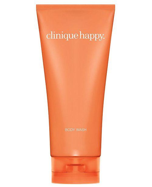 Clinique Happy Body Wash, 6.7 fl oz