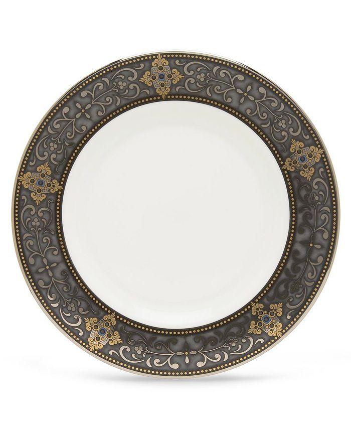 """Lenox - """"Vintage Jewel"""" Dessert/Salad Plate"""