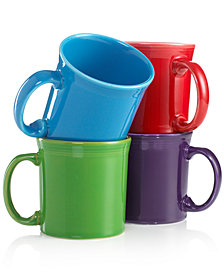 Fiesta Java Mugs