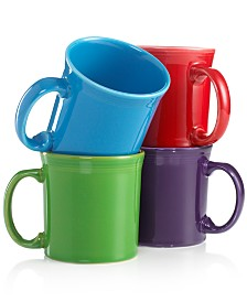 Fiesta 12-oz. Java Mugs