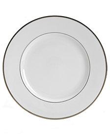 Mikasa Dinnerware, Cameo Platinum Dinner Plate