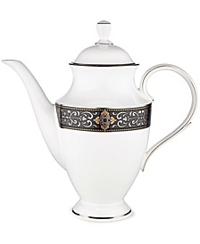 Vintage Jewel Coffee Pot