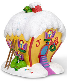 Department 56 Grinch Village Cindy Lou Who's House Collectible Figurine