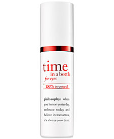 philosophy Time In A Bottle For Eyes 100% In-Control Repair-Renew-Resist Serum