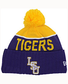 New Era LSU Tigers Sport Knit Hat