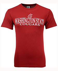 J America Men's Washington State Cougars Line Stack T-Shirt