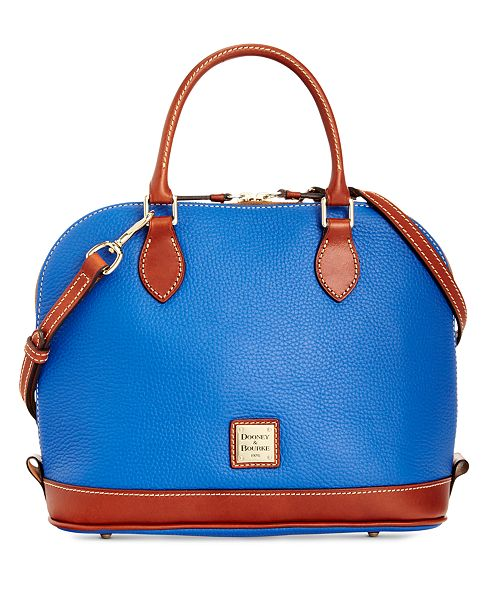 Dooney   Bourke Pebble Leather Collection. Watch Video. Colors in this  collection  d78e7c26b7952