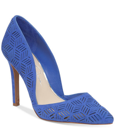 Jessica Simpson Charie d'Orsay Dress Pumps