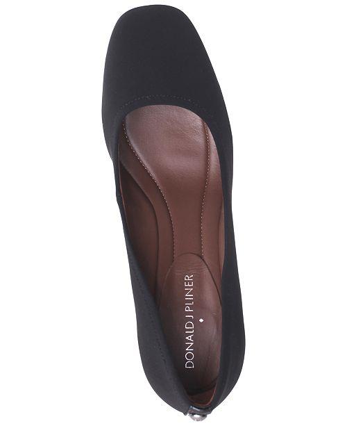 Pliner et a noires hauts chaussures talons Donald CorinEscarpins xWrCoBed