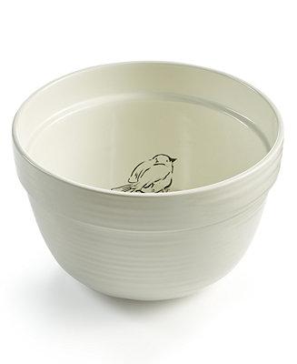 Martha Stewart Collection Medium Heirloom Mixing Bowl