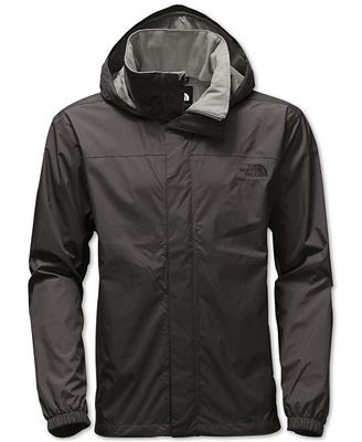 The North Face Men's Resolve Waterproof Rain Jacket - Coats ...