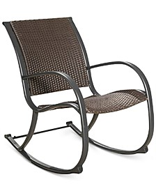 Holtan Rocking Chair, Quick Ship
