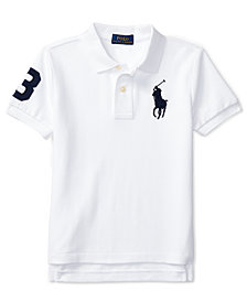 Ralph Lauren Big Pony Polo, Toddler Boys