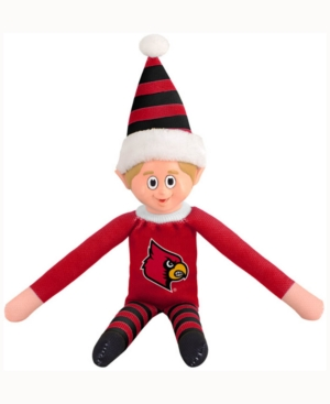 Louisville Cardinals Fan In the Stands