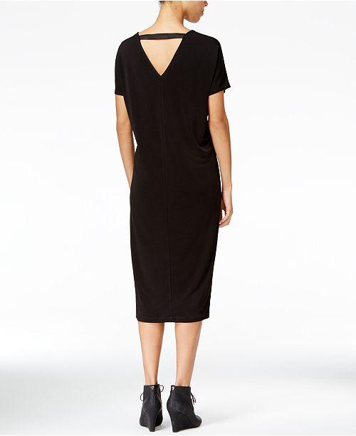 a23991f76e4 RACHEL Rachel Roy V-Neck Caftan Dress