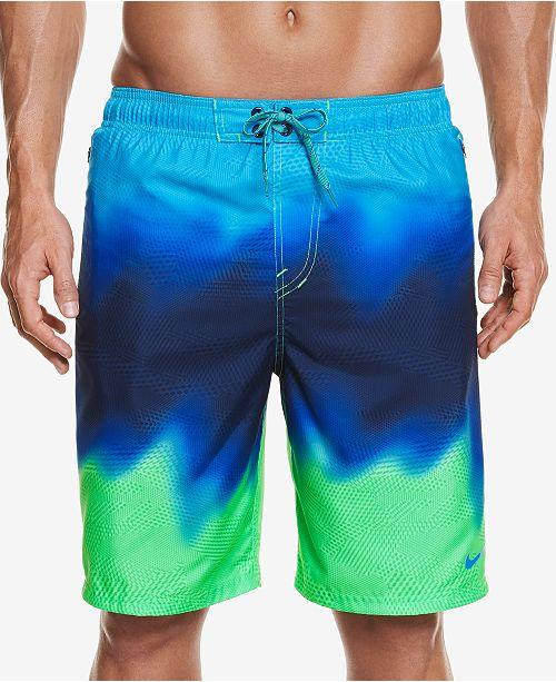 5e9ca7225b Nike Men's Liquid Haze Water Shedding Swim Trunks, 9
