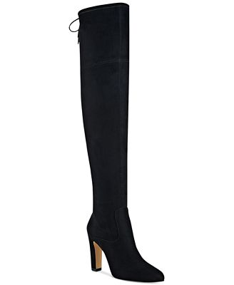 Ivanka Trump Smith Over-The-Knee Boots