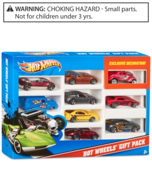 Mattel's Hot Wheels Variety Gift Pack