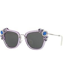 Sunglasses, MU 03SS