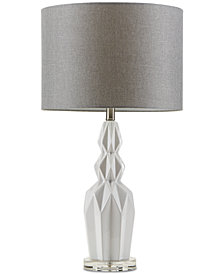 Madison Park Signature Radiant Ceramic Table Lamp