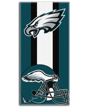 Northwest Company Philadelphia Eagles Nfl Zone Read Beach Towel