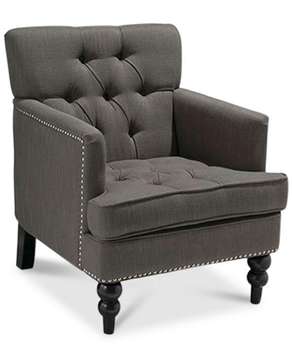 Noble House Talmon Club Chair