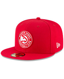 New Era Atlanta Hawks Solid Team 59FIFTY Cap